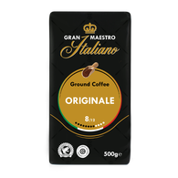 Gran Maestro Italiano - ground coffee - Originale