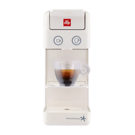 illy Y3 Iperespresso - Espresso & Coffee machine wit